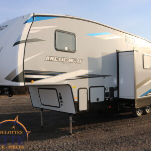 Arctic Wolf 298 LB 2021 --LM Cossette inc. vr roulotte fifth wheel caravane rv travel trailer - cherokee grey wolf pup kodiak aspen trail arctic wolf alpha wolf cub apex nano roulotte a vendre trois-rivières