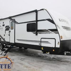 Kodiak 296 BHSL 2021 --LM Cossette inc. vr roulotte fifth wheel caravane rv travel trailer - cherokee grey wolf pup kodiak aspen trail arctic wolf alpha wolf cub apex nano roulotte a vendre trois-rivières