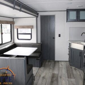 Aspen Trail 3020 BHS 2021 --LM Cossette inc. vr roulotte fifth wheel caravane rv travel trailer - cherokee grey wolf pup kodiak aspen trail arctic wolf alpha wolf cub apex nano roulotte a vendre trois-rivières