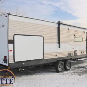 Aspen Trail 3210 BHDS 2021 --LM Cossette inc. vr roulotte fifth wheel caravane rv travel trailer - cherokee grey wolf pup kodiak aspen trail arctic wolf alpha wolf cub apex nano roulotte a vendre trois-rivières