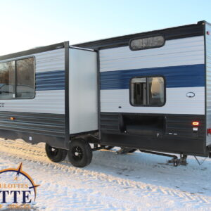 Cherokee 284 DBH 2021 --LM Cossette inc. vr roulotte fifth wheel caravane rv travel trailer - cherokee grey wolf pup kodiak aspen trail arctic wolf alpha wolf cub apex nano roulotte a vendre trois-rivières