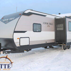 Aspen Trail 3120 BHS 2021 --LM Cossette inc. vr roulotte fifth wheel caravane rv travel trailer - cherokee grey wolf pup kodiak aspen trail arctic wolf alpha wolf cub apex nano roulotte a vendre trois-rivières