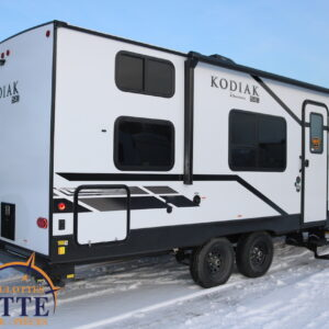 Kodiak SE 22 SBH 2021 --LM Cossette inc. vr roulotte fifth wheel caravane rv travel trailer - cherokee grey wolf pup kodiak aspen trail arctic wolf alpha wolf cub apex nano roulotte a vendre trois-rivières