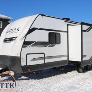 Kodiak 248 BHSL 2021 -LM Cossette inc. vr roulotte fifth wheel caravane rv travel trailer - cherokee grey wolf pup kodiak aspen trail arctic wolf alpha wolf cub apex nano roulotte a vendre trois-rivières
