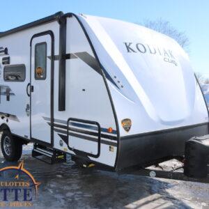 Kodiak Cub 175 BH 2021 --LM Cossette inc. vr roulotte fifth wheel caravane rv travel trailer - cherokee grey wolf pup kodiak aspen trail arctic wolf alpha wolf cub apex nano roulotte a vendre trois-rivières