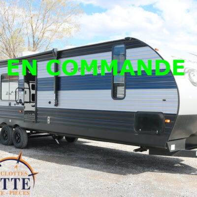 Cherokee 294 RR 2021-LM Cossette inc. vr roulotte fifth wheel caravane rv travel trailer - cherokee grey wolf pup kodiak aspen trail arctic wolf alpha wolf cub apex nano roulotte a vendre trois-rivières
