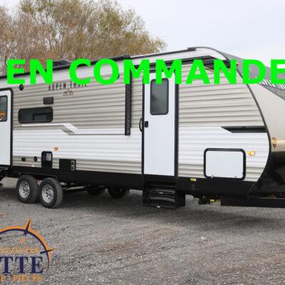 Aspen Trail 2850 BHS 2021-LM Cossette inc. vr-roulotte-fifth wheel-cargo-arctic wolf -cherokee-grey wolf-wolf pup-kodiak cub-aspen trail-dutchmen-forest river-freedom express select-coachmen-apex nano -Trois-Rivières