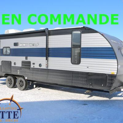 Grey Wolf 23 MK 2021--LM Cossette inc. vr roulotte fifth wheel caravane rv travel trailer - cherokee grey wolf pup kodiak aspen trail arctic wolf alpha wolf cub apex nano roulotte a vendre trois-rivières