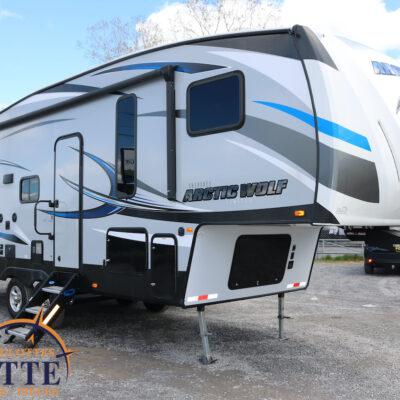 Arctic Wolf 255 DRL4 2019-LM Cossette inc. vr roulotte fifth wheel caravane rv travel trailer - cherokee grey wolf pup kodiak aspen trail arctic wolf alpha wolf cub apex nano roulotte a vendre trois-rivières
