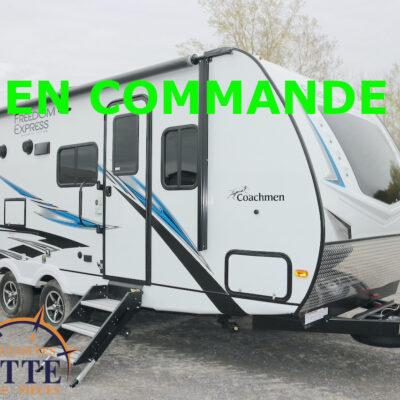 Freedom Express 238 BHS 2021 --LM Cossette inc. vr-roulotte-fifth wheel-cargo-arctic wolf -cherokee-grey wolf-wolf pup-kodiak cub-aspen trail-dutchmen-forest river-freedom express select-coachmen-apex nano -Trois-Rivières