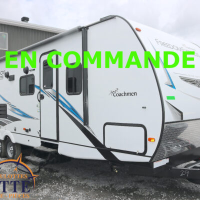 Freedom Express Select 29 SE 2021-LM Cossette inc. vr-roulotte-fifth wheel-cargo-arctic wolf -cherokee-grey wolf-wolf pup-kodiak cub-aspen trail-dutchmen-forest river-freedom express select-coachmen-apex nano -Trois-Rivières